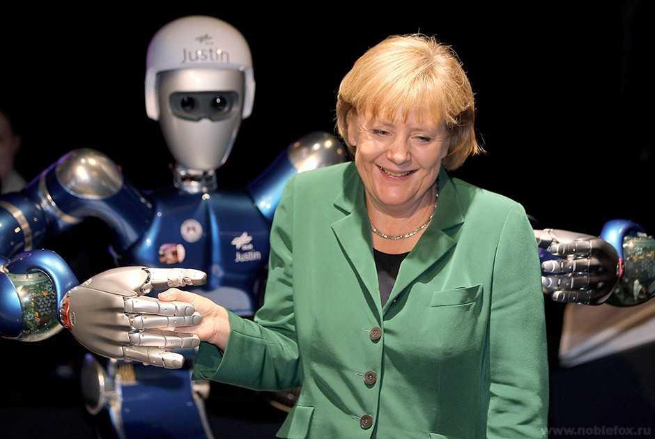 Ангелы Меркель