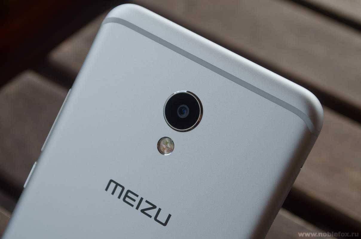 Meizu MX6 Камера