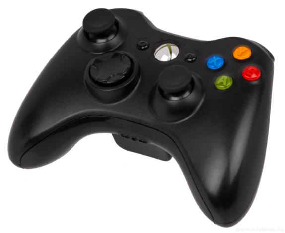 Контроллер Xbox 360